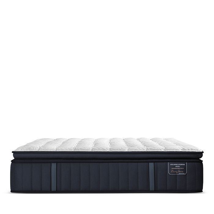 Stearns & Foster - Hurston Luxury Firm Euro Pillow Top Mattress Collection