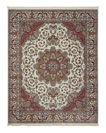 Kenneth Mink - Persian Treasures Shah Area Rug, 4' x 6'