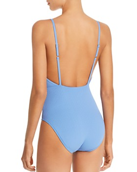 Vitamin A - Alma Cutout One Piece Swimsuit