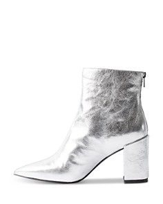 Zadig & Voltaire - Women's Glimmer High-Heel Ankle Boots