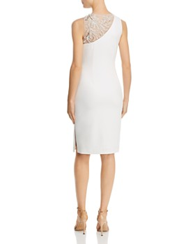 Aidan Mattox - Asymmetric Embellished Dress