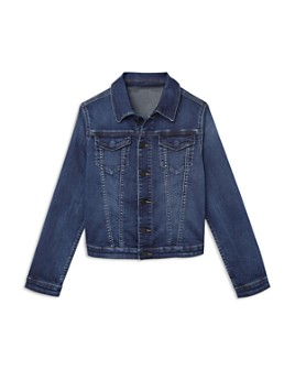DL1961 - Boys' Magic Mountain Manning Denim Knit Jacket - Big Kid