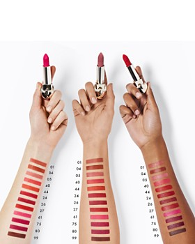 Guerlain - Rouge G Customizable Matte Lipstick