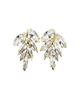 Brides and Hairpins - Elcie Earrings