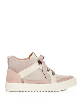 Frye - Women's Gia High-Top Sneakers