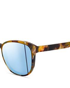 Dior - Women's Dior Step Mirrored Square Sunglasses, 57mm