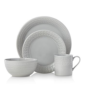 kate spade new york - Willow Drive 4-Piece Place Setting