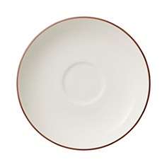 Villeroy & Boch - Anmut Rosewood Espresso Cup Saucer - 100% Exclusive