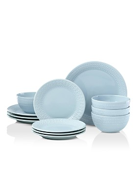 kate spade new york - Willow Drive 12-Piece Dinnerware Set