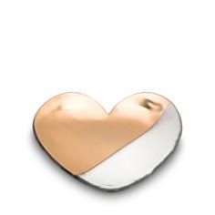Annieglass - Mod Heart Plate
