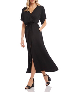 279e352bdc56 Karen Kane - Satin Midi Dress ...