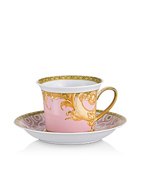 Versace - Byzantine Dreams Cappuccino Cup & Saucer