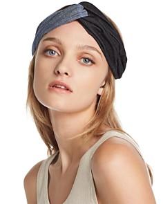 Eugenia Kim - Penny Twist Denim Headband