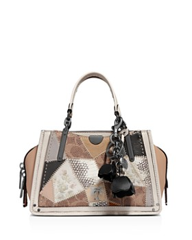 61e4b22fb2d8 COACH - Dreamer Signature Patchwork Crossbody - 100% Exclusive ...