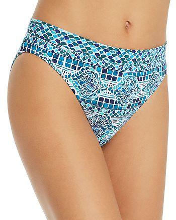 Tommy Bahama - Floral Isles Reversible Bikini Bottom