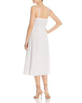 leRumi - Lyra Button-Down Cotton Midi Dress