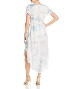 Rahi - Tie-Dyed Midi Dress