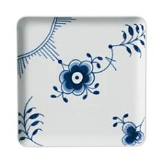 Royal Copenhagen - Blue Fluted Mega Square Plate