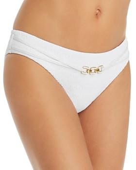 Trina Turk - Cabana Solids Hipster Bikini Bottom