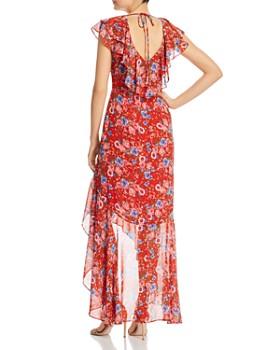 WAYF - Levani Floral Dress