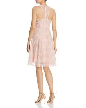 nanette Nanette Lepore - Embroidered Mesh Dress