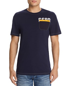 G-STAR RAW - Graphic 12 Pocket Tee
