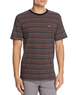 RVCA - Warren Striped Tee