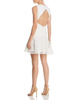 Bardot - Fiesta Cutout Lace Dress
