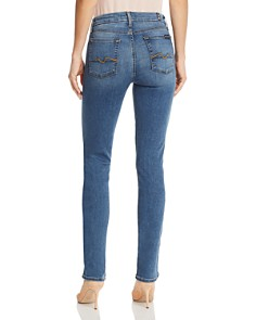 7 For All Mankind - Kimmie Straight Jeans in Amazing Heritage