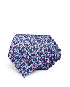 The Men's Store at Bloomingdale's - Ditsy Floral Classic Tie - 100% Exclusive