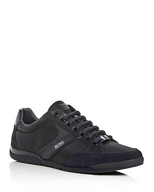 Boss Men's Saturn Low Top Sneakers