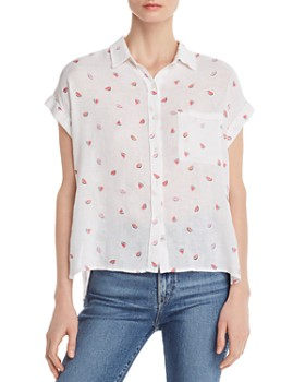 Rails - Whitney Watermelon Print Shirt - 100% Exclusive