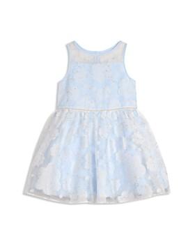 63b5d83a99 Pippa   Julie - Girls  Burnout Cloud   Constellation Dress - Baby ...