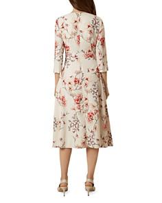 HOBBS LONDON - Catherine Floral Wrap Dress