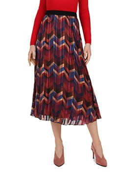 ba&sh - Paolo Pleated Skirt