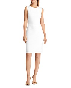 Ralph Lauren - Lace-Inset Dress
