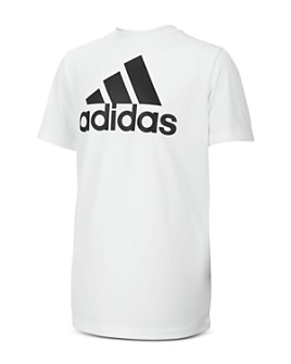 Adidas - Unisex Clima Performance Logo Tee - Big Kid