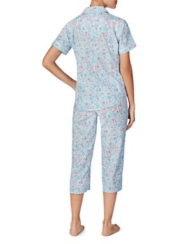 Ralph Lauren - Floral Capri PJ Set