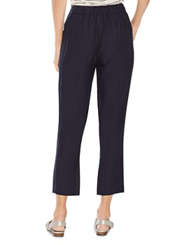 VINCE CAMUTO - Pleated Cropped Pants