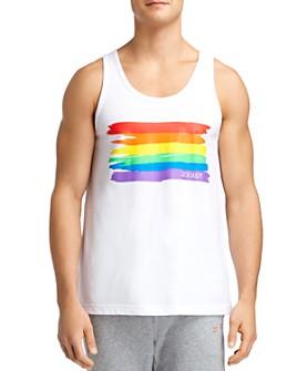 2(X)IST - Pride Rainbow Graphic Tank Top