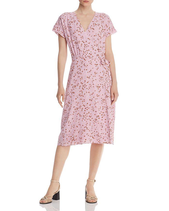 Joie - Bethwyn Floral Wrap Dress