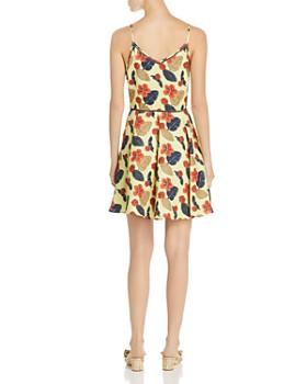 Scotch & Soda - Tropical-Print Mini Dress