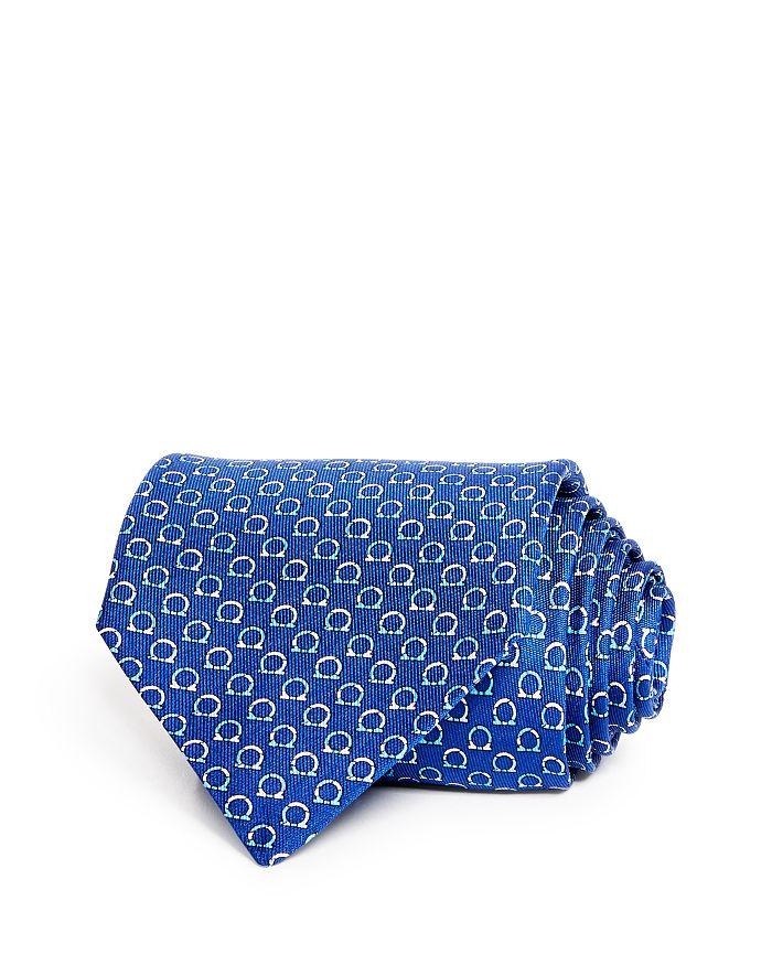 Salvatore Ferragamo - Good Gancini Classic Silk Tie
