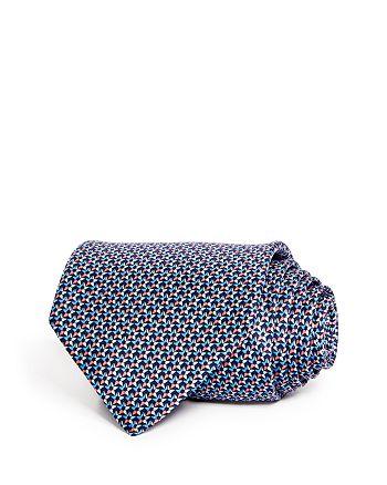 Salvatore Ferragamo - Gloss Stars Silk Classic Tie