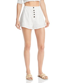 leRumi - Lyra High-Waisted Shorts