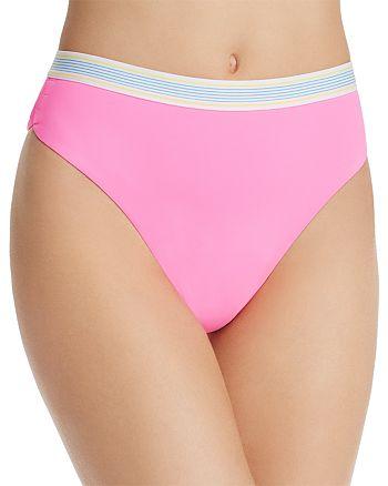 Dolce Vita - Fast Lane High-Waist Bikini Bottom