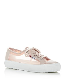 Superga - Women's Mattnetw Mesh Low-Top Sneakers