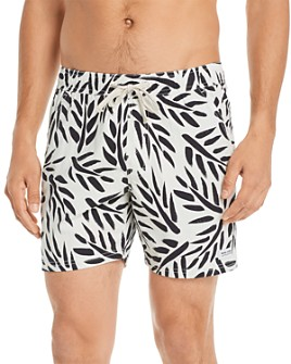Banks Journal - Leaf Print Board Shorts