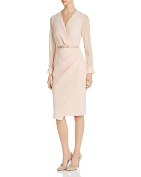Max Mara - Manuel Belted Midi Dress