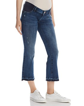 DL1961 - Lara Mid-Rise Maternity Jeans in Roslyn